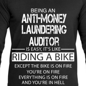 Anti ney Laundering Auditor T-Shirts - Men's Sweatshirt by Stanley & Stella