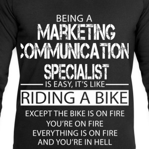 Marketing Communications Specialist T-Shirts - Men's Sweatshirt by Stanley & Stella