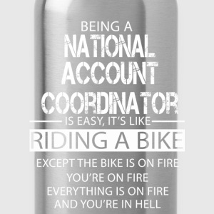 National Account Coordinator T-Shirts - Water Bottle