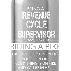 Revenue Cycle Supervisor T-Shirts - Water Bottle