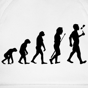 Vape Design Evolution T-Shirts - Baseball Cap
