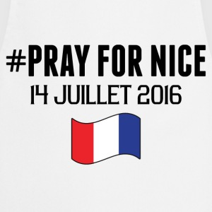 Pray For Nice T-Shirts - Cooking Apron