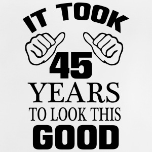 I GOT TO SEE 45 YEARS USED, SO GOOD! Long Sleeve Shirts - Baby T-Shirt