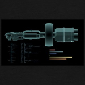Generation Ship Scan - Men's Premium T-Shirt