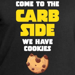 Come To The Carb Side - We Have Cookies T-skjorter - Sweatshirts for menn fra Stanley & Stella