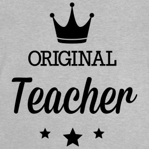 Original three star deluxe teacher Shirts - Baby T-Shirt