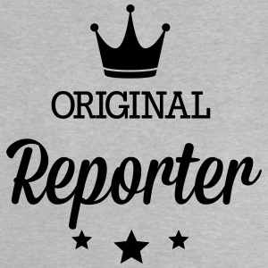 Original drei Sterne Deluxe Reporter T-Shirts - Baby T-Shirt