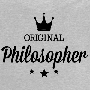 Original drei Sterne Deluxe Philosoph T-Shirts - Baby T-Shirt