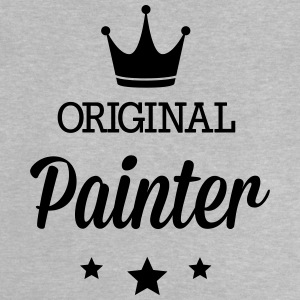 Original three star deluxe painter Shirts - Baby T-Shirt