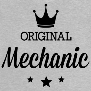 Original three star deluxe mechanic Shirts - Baby T-Shirt