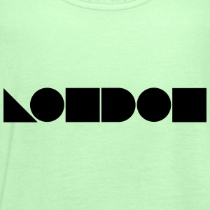 london - Women's Tank Top by Bella