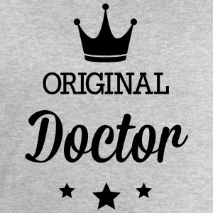 Original three star deluxe doctor T-Shirts - Men's Sweatshirt by Stanley & Stella