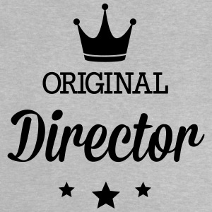 Original three star deluxe Director Shirts - Baby T-Shirt