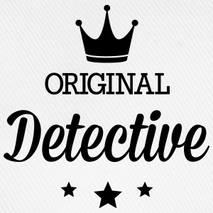 Original three star deluxe detective Shirts - Baseball Cap