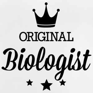 Original three star deluxe biologist Shirts - Baby T-Shirt
