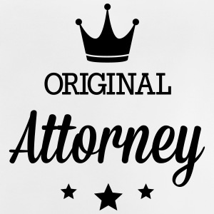 Original three star deluxe Attorney Shirts - Baby T-Shirt