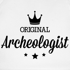 Original three star deluxe archaeologist Shirts - Baseball Cap