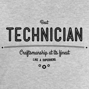 Best technician - craftsmanship at its finest Shirts - Men's Sweatshirt by Stanley & Stella