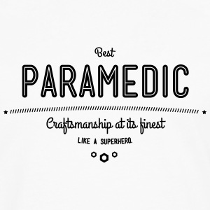 Best Medic - craftsmanship at its finest Shirts - Men's Premium Longsleeve Shirt
