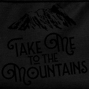 Take Me To The Mountains T-shirts - Rygsæk til børn