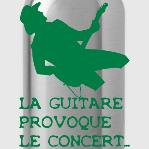 GUITARE Tee shirts - Gourde