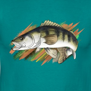 pike-perch Sweat-shirts - T-shirt Homme