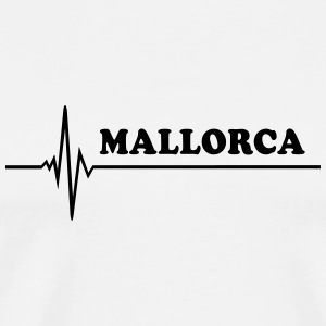Mallorca Mugs & Drinkware - Men's Premium T-Shirt