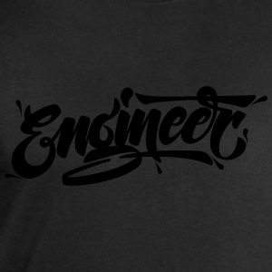 Engineer (Typography Logo) Tee shirts - Sweat-shirt Homme Stanley & Stella