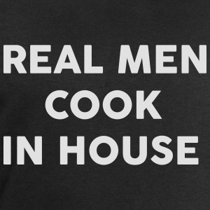 Real men Cook in house T-Shirts - Männer Sweatshirt von Stanley & Stella