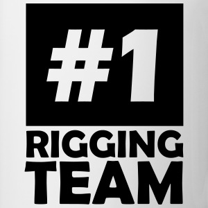 number one rigging team T-Shirts - Mug