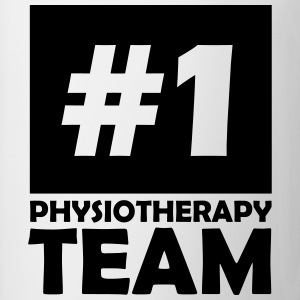 number one physiotherapy team T-Shirts - Mug