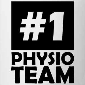 number one physio team T-Shirts - Mug