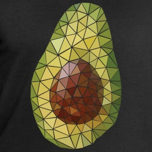 Avocado (Polygon Style) T-Shirts - Men's Sweatshirt by Stanley & Stella