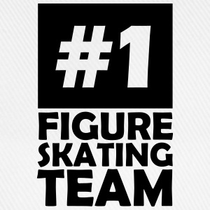 number one figure skating team T-Shirts - Baseball Cap