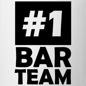 number one bar team T-Shirts - Mug