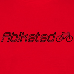 Abiketed Mugs & Drinkware - Men's T-Shirt