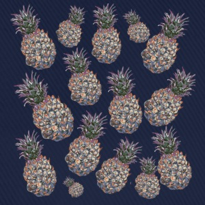 pineapple pattern - Baseball Cap