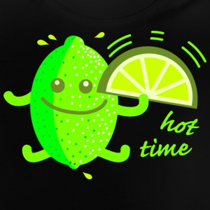 hot time Langarmshirts - Baby T-Shirt