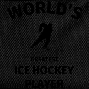 World's Greatest Ice Hockey Player T-shirts - Rygsæk til børn