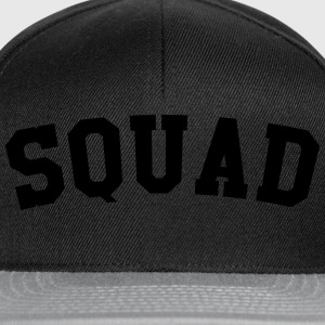 Squad Tee shirts - Casquette snapback