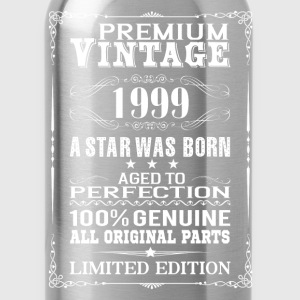 PREMIUM VINTAGE 1999 T-Shirts - Water Bottle
