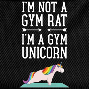 I'm Not A Gym Rat - I'm A Gym Unicorn Tops - Kids' Backpack