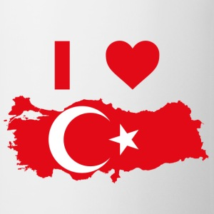 I LOVE TURKEY - Mok