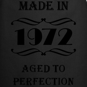 Made in 1972 T-Shirts - Cooking Apron