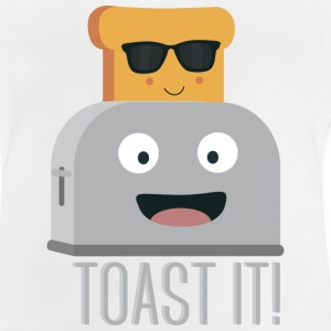 Toaster with bread Shirts - Baby T-Shirt