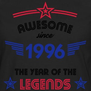 Awesome since 1996 T-Shirts - Men's Premium Longsleeve Shirt