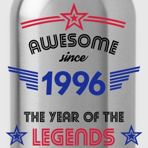Awesome since 1996 T-Shirts - Trinkflasche