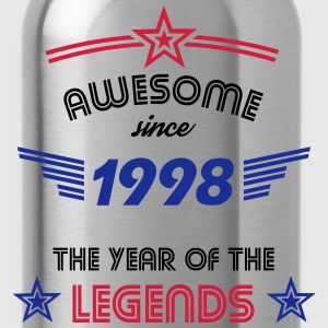 Awesome since 1998 T-Shirts - Trinkflasche
