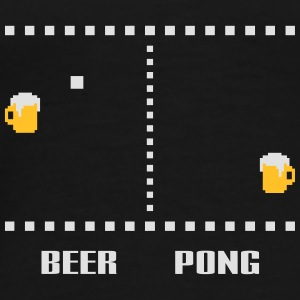 Beerpong Retrogamer Mugs & Drinkware - Men's Premium T-Shirt