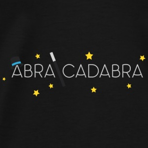 Abracadabra Wizard Hoodies & Sweatshirts - Men's Premium T-Shirt